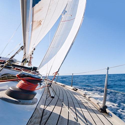 A settembre in barca a vela con Refrigiwear