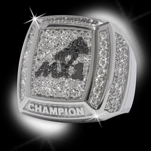 Championship Ring MX1 by Circuiti Gioielli per Tony Cairoli