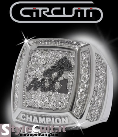 Championship Ring 2010 MX1