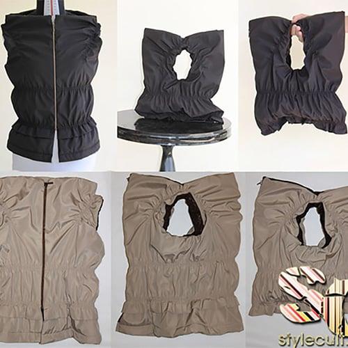 Gli accessori di Alessandra Carrer: le JACKbags e le cinture