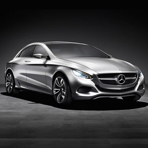 Mercedes-Benz F800 Style, il futuro delle berline Mercedes