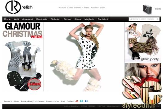 Relish E-commerce