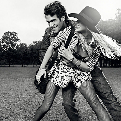 Pepe Jeans London Spring/Summer 2011 campaign