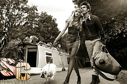 Pepe Jeans London Spring Summer 2011 campaign