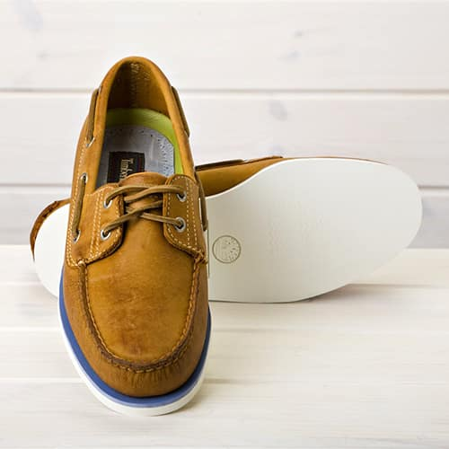Timberland Classic Boat Shoe sbarca a Milano