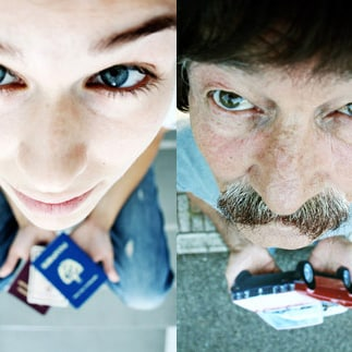 Federico Fanti, la mostra fotografica I WISH