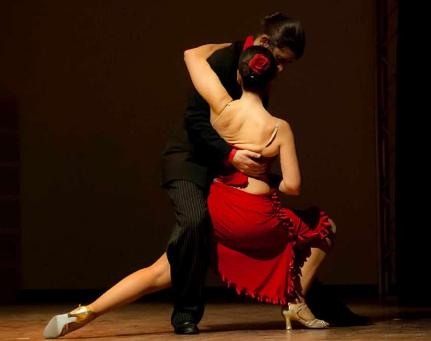 Festival Internazionale del Tango Argentino