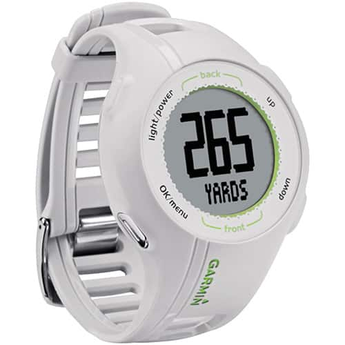 Garmin Approach S1 White, tutto il Golf al polso