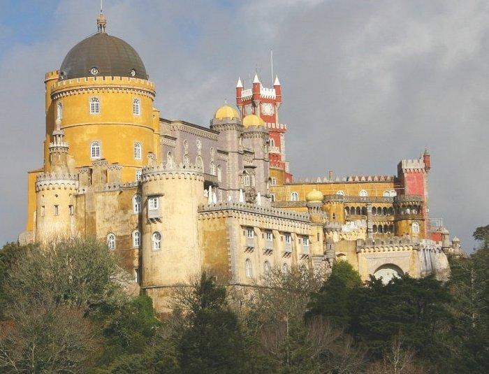 Portogallo - Palácio da Pena