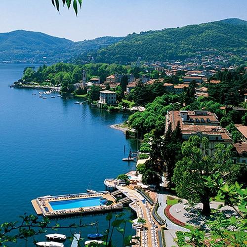 Lake The Group sul Lago di Como per Como Luxury 2011