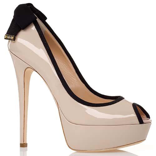 Eterea, scarpe con tacco Ballin per la primavera estate 2012
