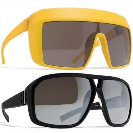 Mykita Mylon, occhiali da sole per il 2012