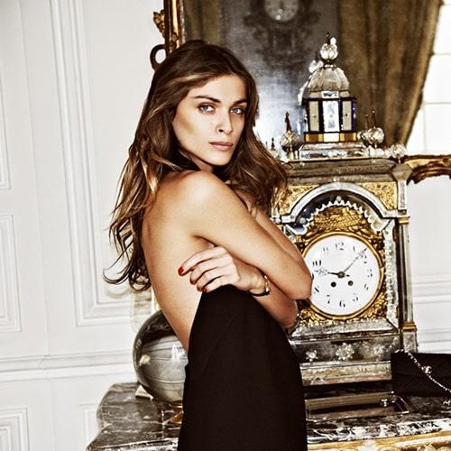 Elisa Sednaoui, la musa di Karl Lagerfeld