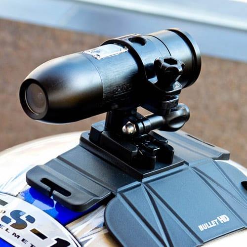 Rollei Bullet HD, la videocamera proiettile