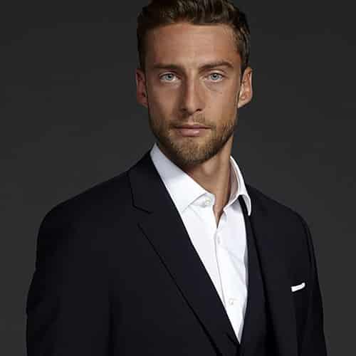 """Marchisio a L'Uomo Vogue: """"Favorevole ai matrimoni gay"""""""