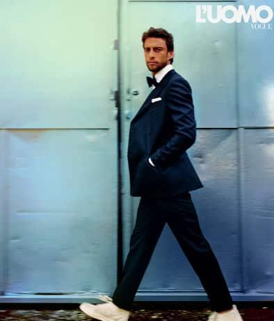 Claudio Marchisio | Copertina L'Uomo Vogue
