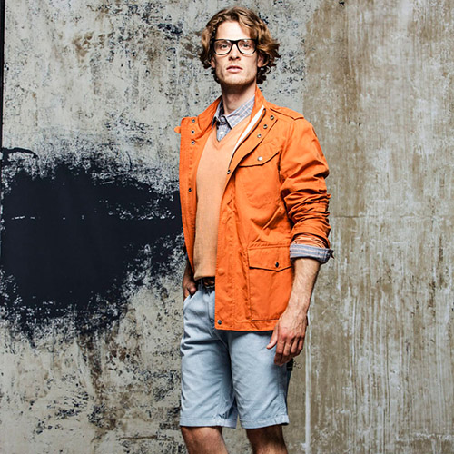 Woolrich, la collezione uomo per la prossima estate