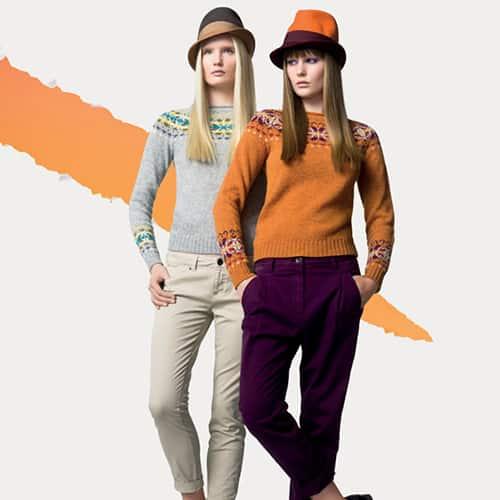 Arriva l'autunno: ecco i consigli di stile di Benetton