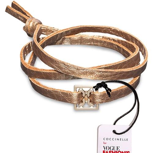 Coccinelle alla VFNO con il nuovo Identity Bracelet
