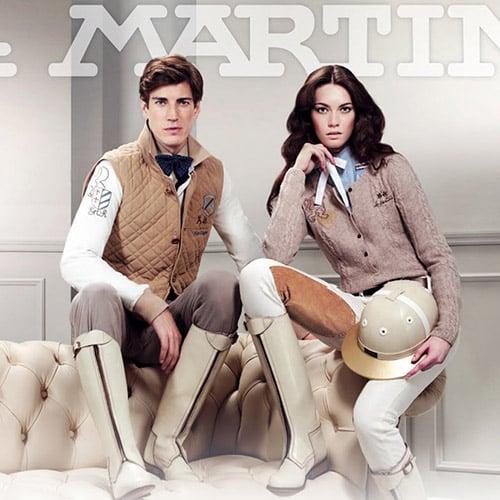 La Martina, lo stile argentino sfila a Milano