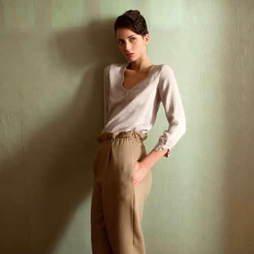 Vittoria Formuso, in mostra 18 abiti in stile retrò