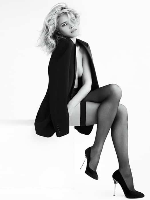 Natalia Vodianova per Stuart Weitzman