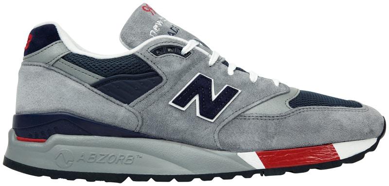Le nuove New Balance 998