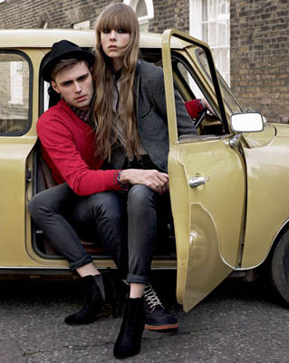 Pepe Jeans London - Campagna Autunno Inverno 2012-2013