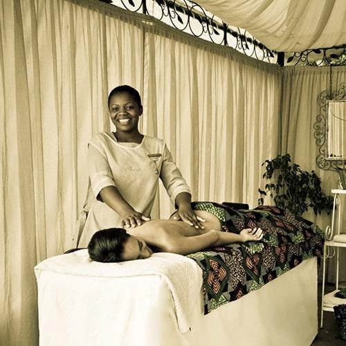 Puro benessere al Royal Livingstone Hotel