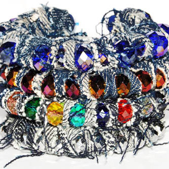 Sweet Papillon, al White le collezioni di bijoux in plexiglass