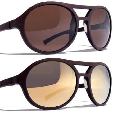 MYKITA e Moncler, occhiali da sole per la città