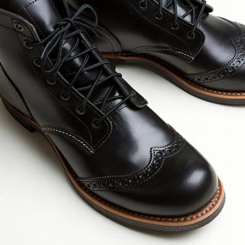 Red Wing shoes, il modello The Iron Ranger model 8126