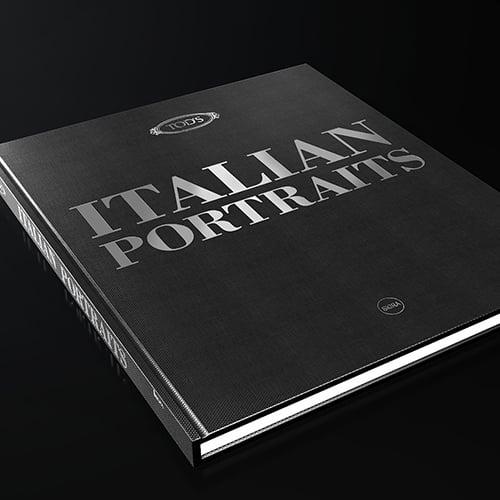 Tod's Italian Portraits, un libro e un'app per scoprire lo stile italiano
