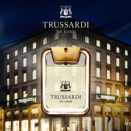 Trussardi MY LAND, lo spot del nuovo profumo Trussardi