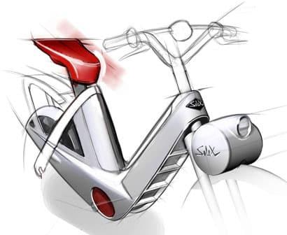 Bicicletta Solex