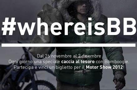 Bomboogie #whereisBB