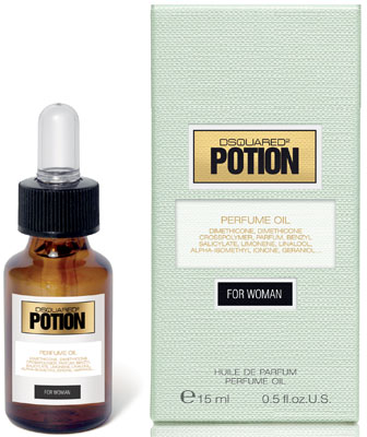 Dsquared2 Potion for Woman Perfume Oil