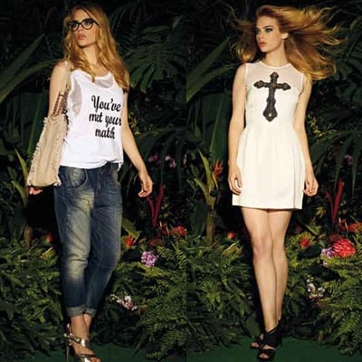 Like a Virgin: la collezione Relish primavera estate 2013
