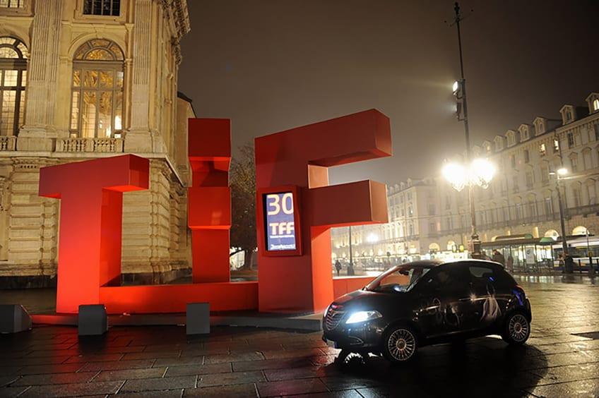 Lancia celebra il Torino Film Festival