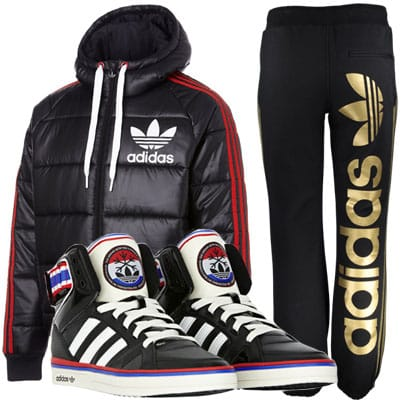 adidas Holiday Collection da Foot Locker