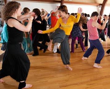 Danza dei 5 Ritmi