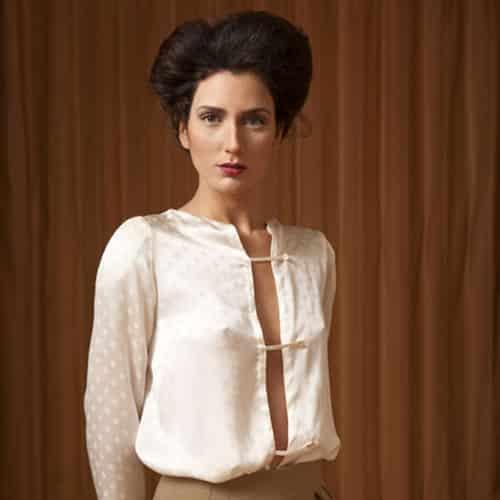 Fashion style retrò sul web: Mavì Taten presenta il suo sito