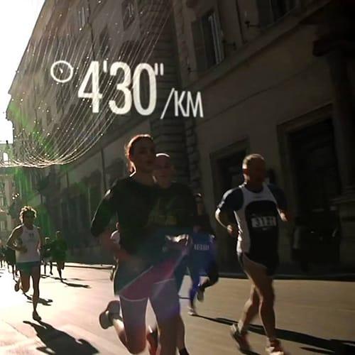 We Run Rome 2012, la corsa in un video