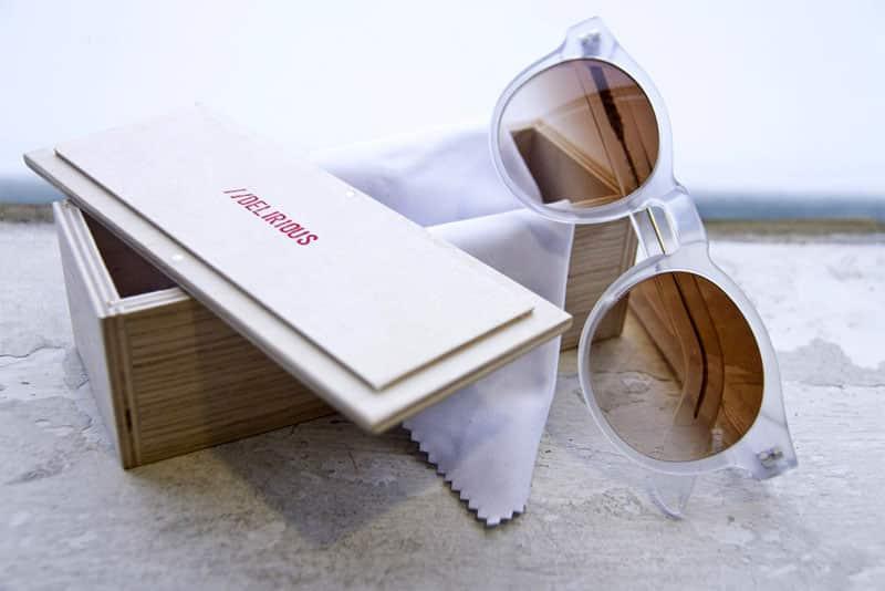 // DELIRIOUS eyewear