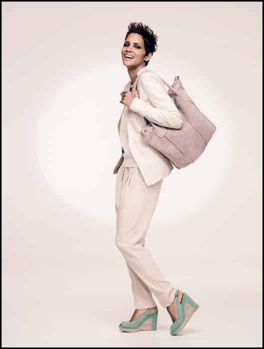 Halle Berry per Deichmann Calzature