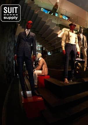 Il nuovo store Suitsupply di Amburgo
