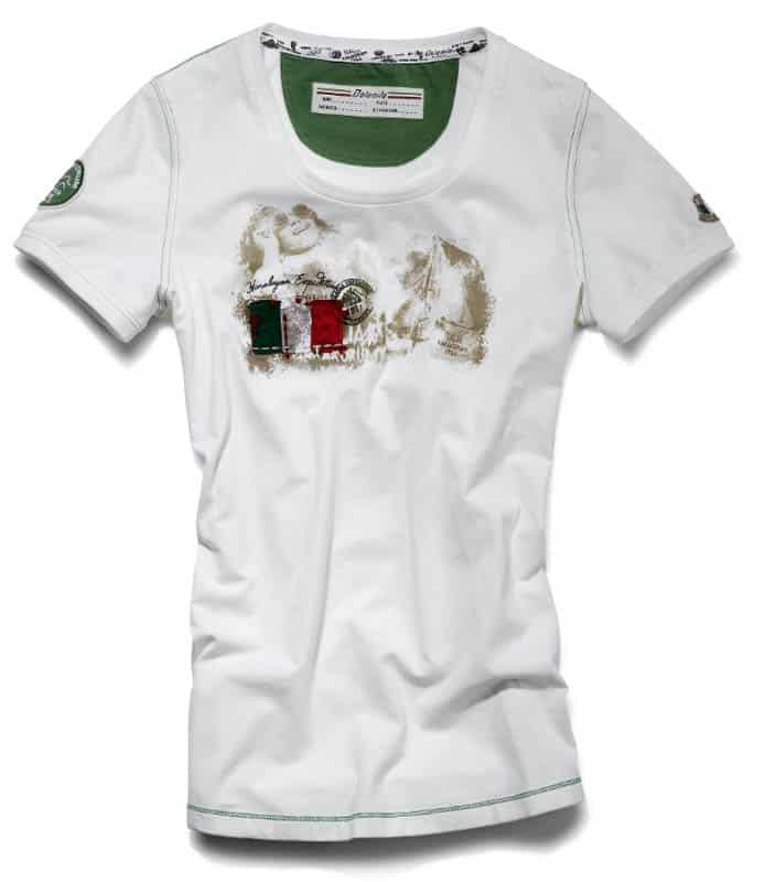La t-shirt Karakorum di Dolomite