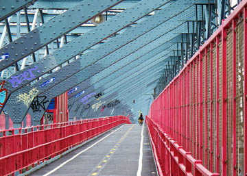 Visitare Brooklyn - Williamburg Bridge