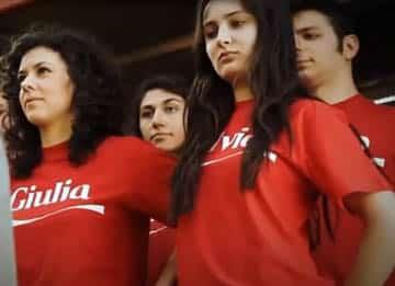 Coca-Cola personalizzata