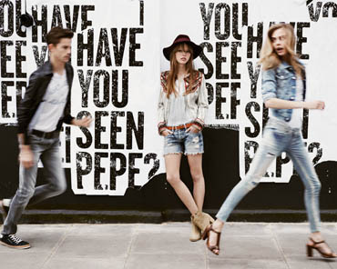 I 40 anni di Pepe Jeans London